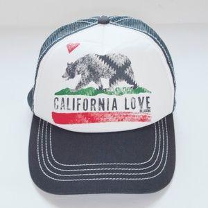 Billabong California Love Low Profile Trucker Hat